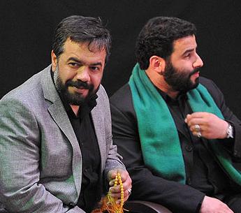 شب دوم استقبال از فاطمیه 92 – حاج سید مهدی میرداماد و محمود کریمی
